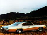 Buick LeSabre Custom 4-door Hardtop Sedan 1969 wallpapers