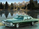 Buick LeSabre Custom Sedan (45469) 1972 images