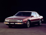 Buick LeSabre Coupe 1990–91 pictures