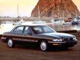 Buick LeSabre 1996–99 photos