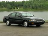 Buick LeSabre 1999–2005 pictures