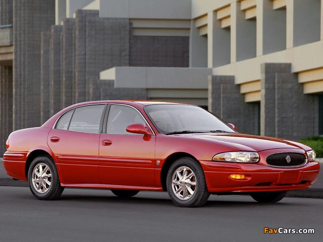 Buick LeSabre Celebration Edition 2003–05 images (640 x 480)