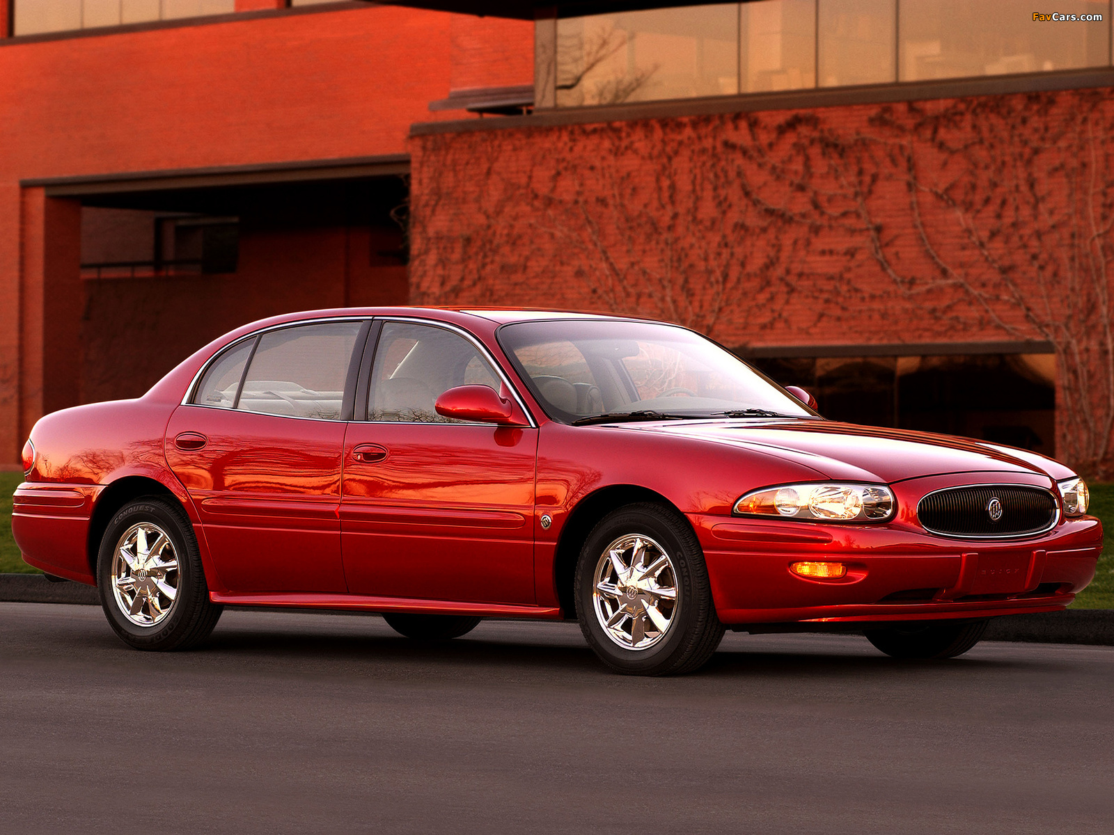 Buick LeSabre Celebration Edition 2003–05 images (1600 x 1200)