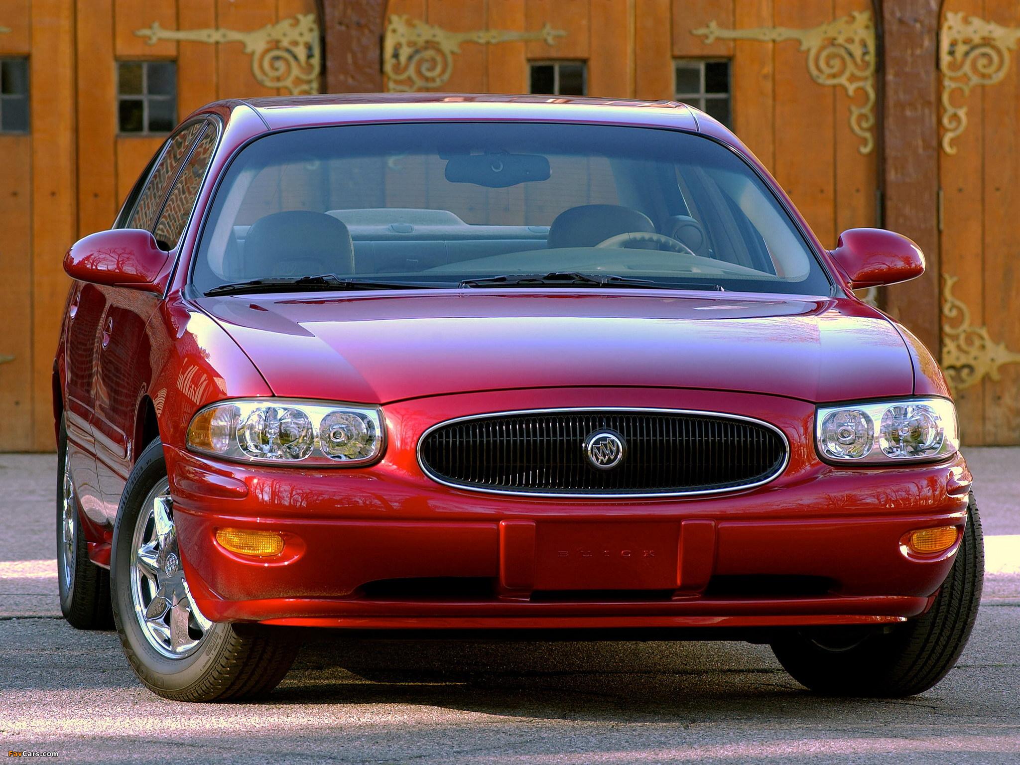 Buick LeSabre Celebration Edition 2003–05 pictures (2048 x 1536)