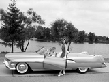 Images of GM LeSabre Concept Car 1951