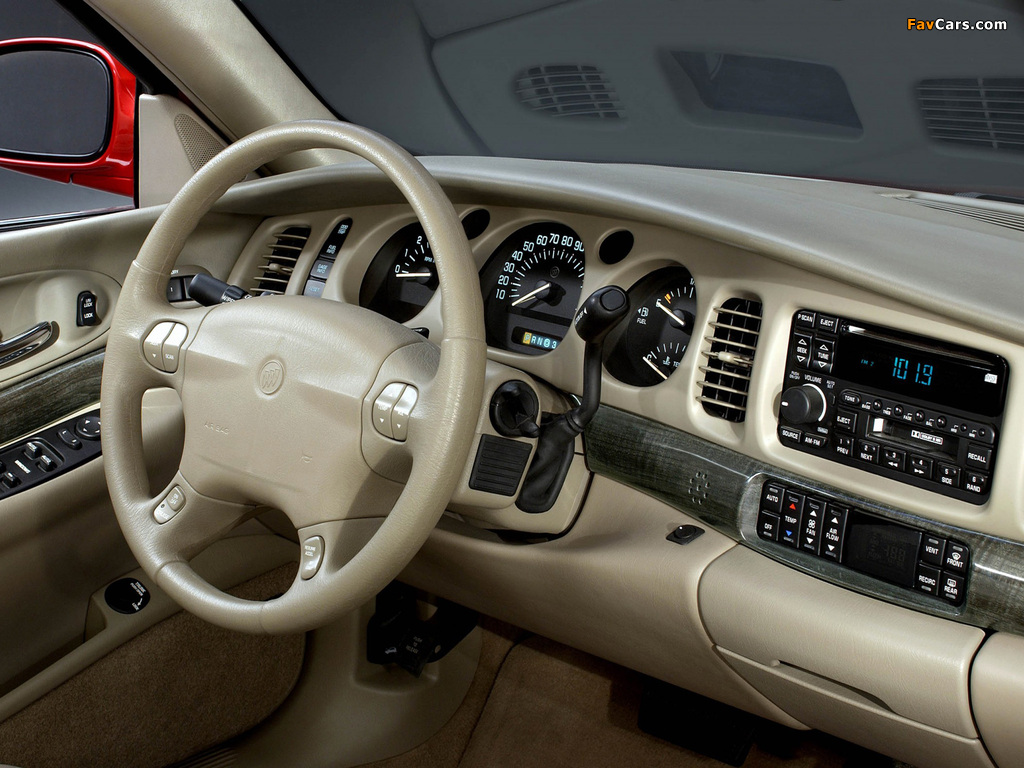 Images of Buick LeSabre Celebration Edition 2003–05 (1024 x 768)