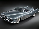 Photos of GM LeSabre Concept Car 1951