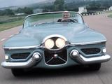 Photos of GM LeSabre Concept Car 1951