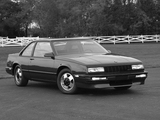 Photos of Buick LeSabre Custom T-Type Coupe 1987–89