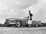 Pictures of GM LeSabre Concept Car 1951
