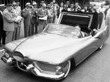 Pictures of GM LeSabre Concept Car 1951