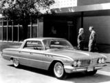 Pictures of Buick LeSabre 4-door Hardtop (4439) 1961