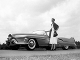GM LeSabre Concept Car 1951 wallpapers