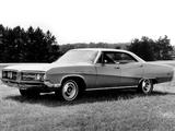 Buick LeSabre 4-door Hardtop (45239) 1968 wallpapers