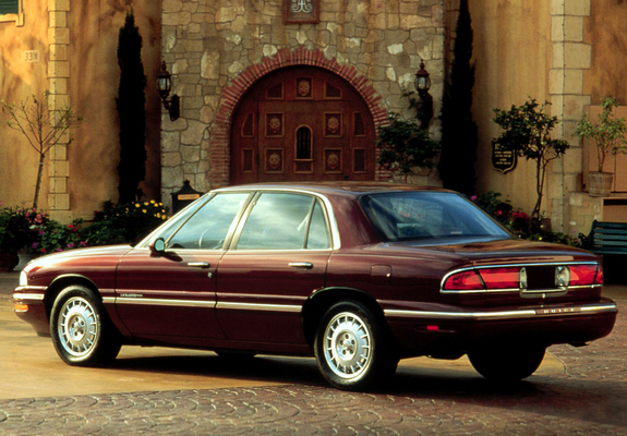 Buick LeSabre 1996 99 Wallpapers