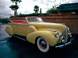 Buick Limited Sport Phaeton (80) 1940 pictures