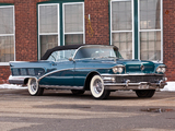 Buick Limited Convertible (756) 1958 wallpapers