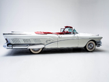 Images of Buick Limited Convertible (756) 1958