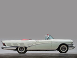 Photos of Buick Limited Convertible (756) 1958