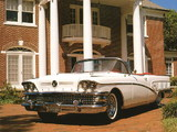 Pictures of Buick Limited Convertible (756) 1958