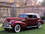 Buick Limited Sport Phaeton (80) 1940 wallpapers