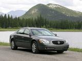 Buick Lucerne CXS 2005–08 images