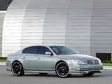 Spade Kreations American Racing Buick Lucerne 2006 wallpapers
