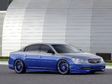 Buick Lucerne LUX SS by Trents Trick Upholstery 2006 wallpapers
