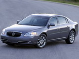 Images of Buick Lucerne CXS 2005–08