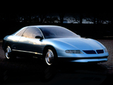 Photos of Buick Lucerne Concept 1988
