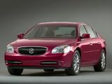 Photos of Buick Lucerne CXS 2005–08
