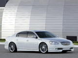 Pictures of Buick Lucerne CXX Luxury Liner by Rick Bottom Custom Motor 2006