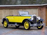 Buick Master Six Sport Roadster (27X-54) 1927 photos