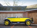 Images of Buick Master Six Sport Roadster (27X-54) 1927