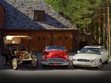Buick Model C 1905 & Skylark 1953 & Park Avenue Ultra 2005 pictures