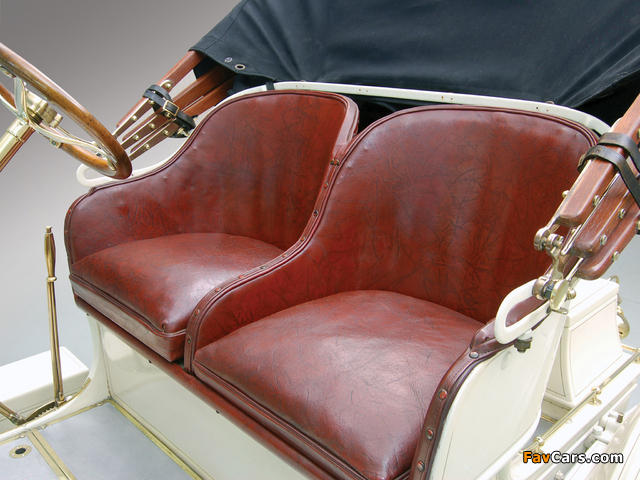 Buick Model 10 Touring Runabout 1908 photos (640 x 480)