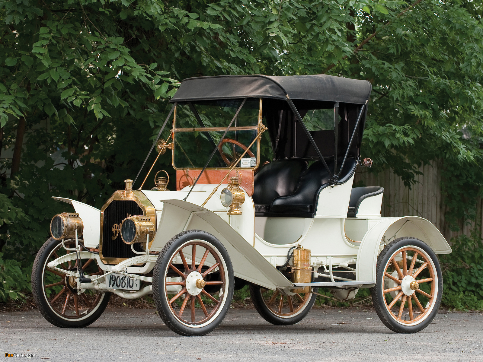 Buick Model 10 Touring Runabout 1908 photos (1600 x 1200)