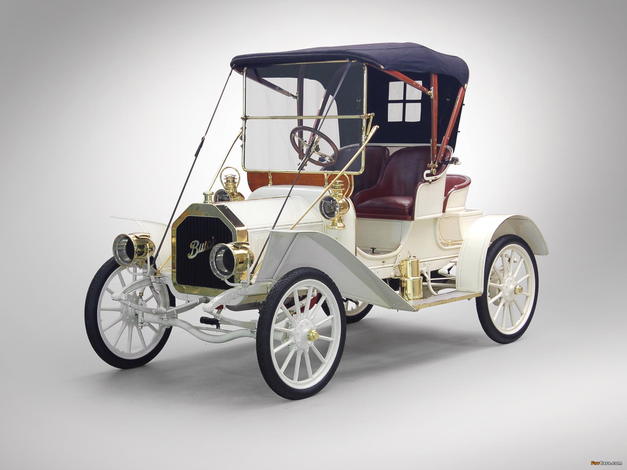 Pictures of Buick Model 10 Touring Runabout 1908 (2048 x 1536)