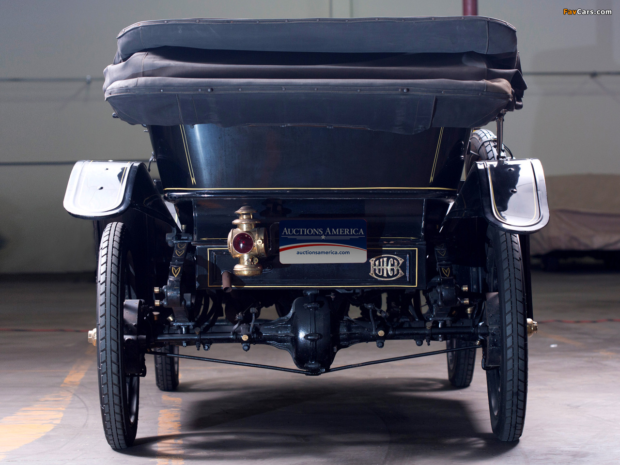 Buick Model 35 Touring 1912 wallpapers (1280 x 960)