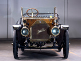 Pictures of Buick Model 35 Touring 1912