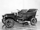 Buick Model F Touring 1908 pictures
