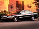 Buick Park Avenue Ultra 1997–2002 photos