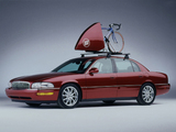 Buick Park Avenue Ultra VIP Concept 2000 wallpapers