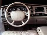 Photos of Buick Park Avenue Ultra 1997–2002
