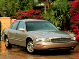 Pictures of Buick Park Avenue Ultra 1997–2002