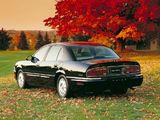 Buick Park Avenue Ultra 1997–2002 wallpapers