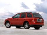 Buick Rainier CXL 2004–07 photos
