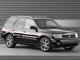 Buick Rainier TW Edition Concept 2004 pictures