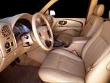 Buick Rainier CXL 2004–07 pictures