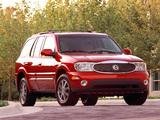 Photos of Buick Rainier CXL 2004–07